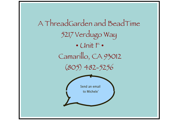 A ThreadGarden and BeadTime